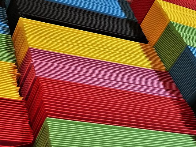 barvné obálky