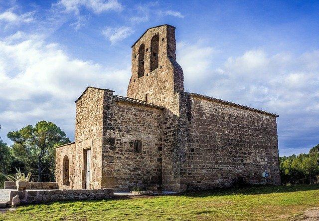 kamenný kostel
